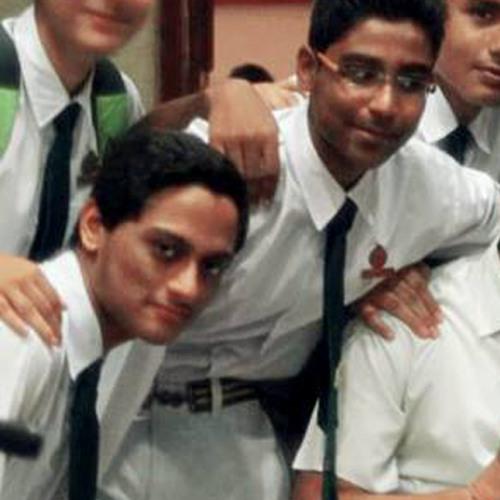 Rajarsi Saha's avatar