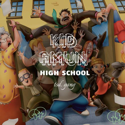 Kid Amun's avatar