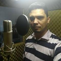 Locutor Alex Moraes