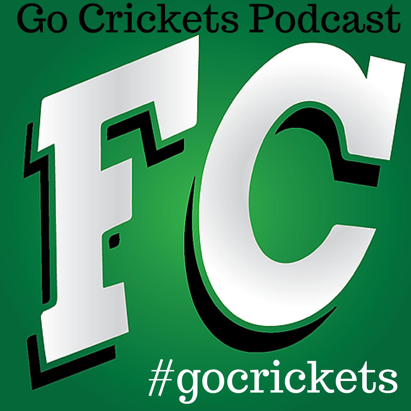Go Crickets Podcast