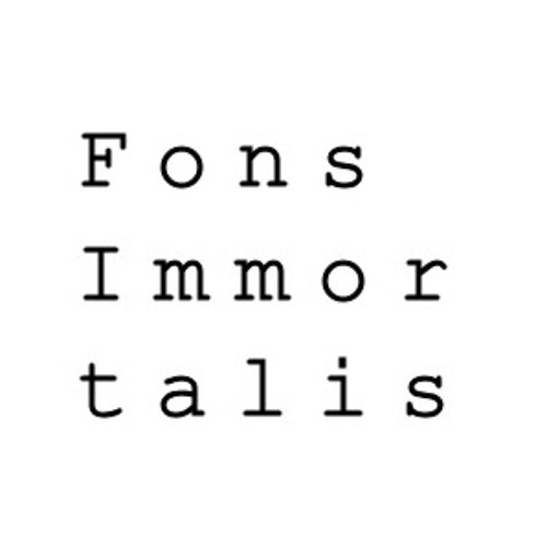 Fons Immortalis's avatar