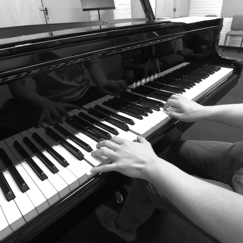 Ant Man Theme for 2 pianos (Cover)