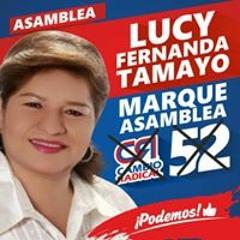 Lucy Fernanda Fierro