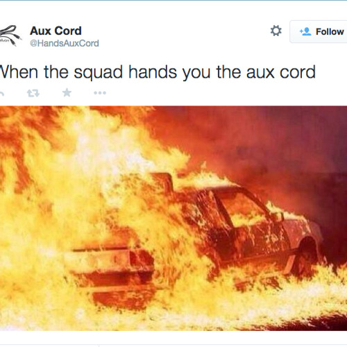The Aux's avatar