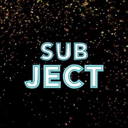 Sub Ject's avatar