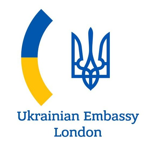 Embassy of Ukraine to UK's avatar
