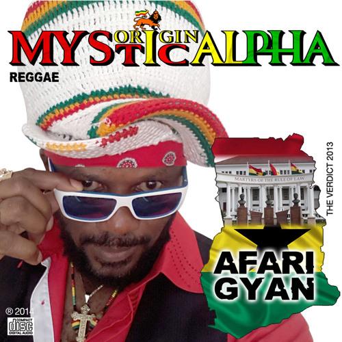 Original Mystic Alpha's avatar