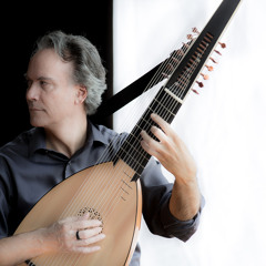 Sylvain Bergeron luthiste