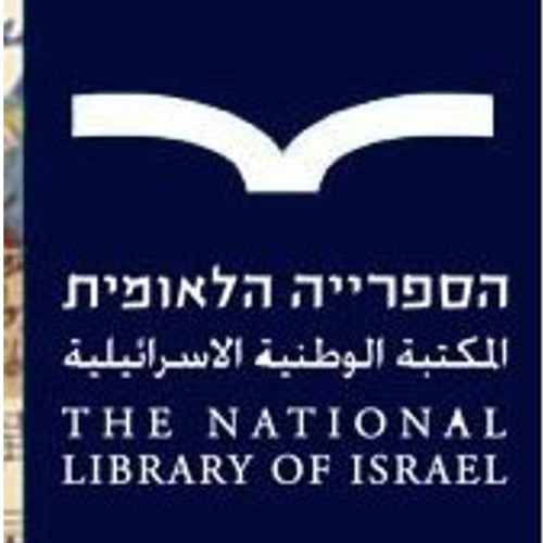 NationalLibrary of Israel's avatar