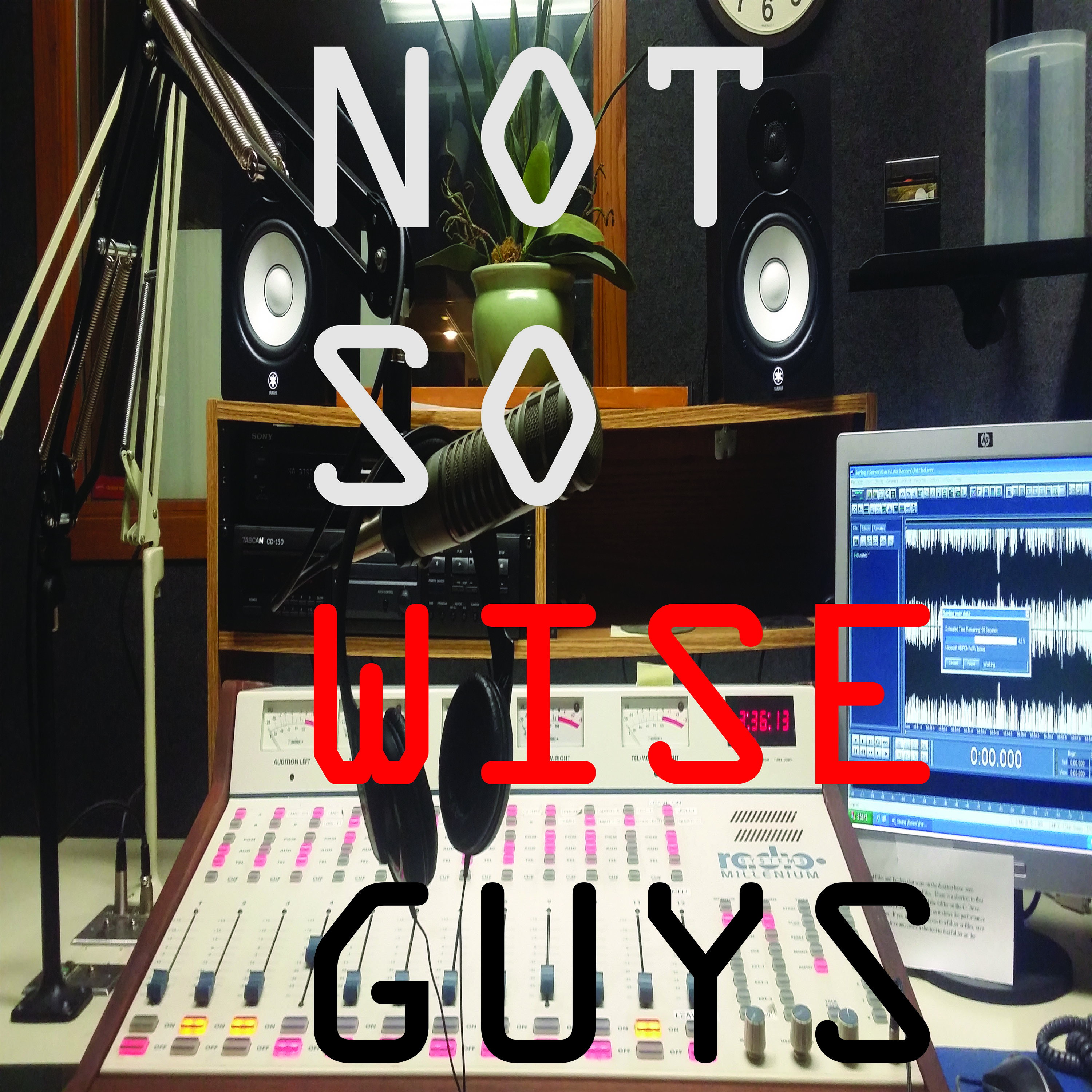 Not So Wise Guys Podcast