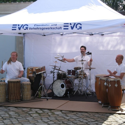 """""""Drum - Project - Berlin"""" Demo Magdeburg live 09.2015"""