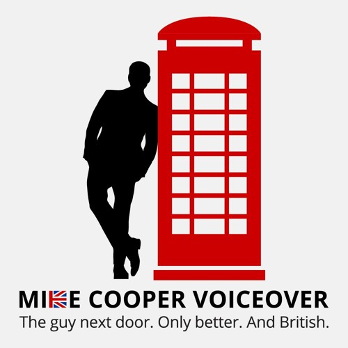 Mike Cooper Voiceover's avatar