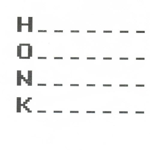 H.O.N.K.'s avatar