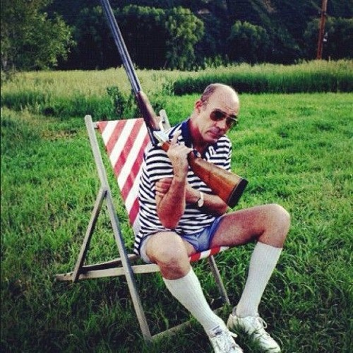 Hunter S. Thompson's avatar