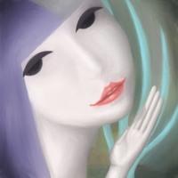 Udayu feat. Hatsune Miku - White Lie and Anemone Girl | 初音ミク - 義諧謔とアネモネの少女
