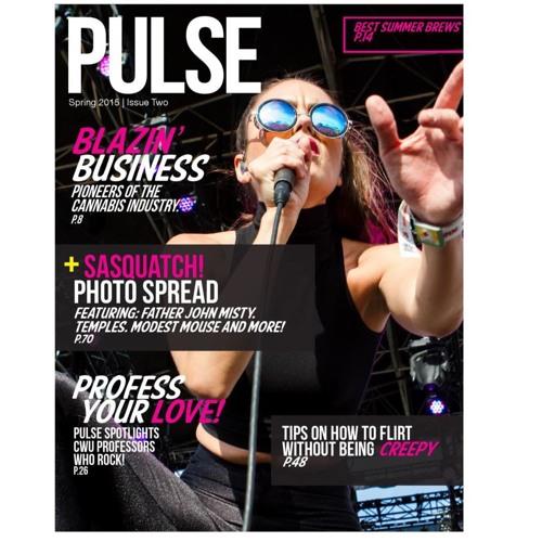CWU PULSE Magazine's avatar