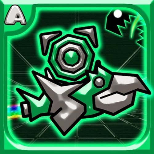 Geometry Dash- Explore The Core(DJVI) By Freelancer 808