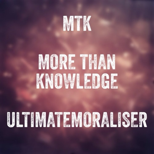 UltimateMoraliser's avatar