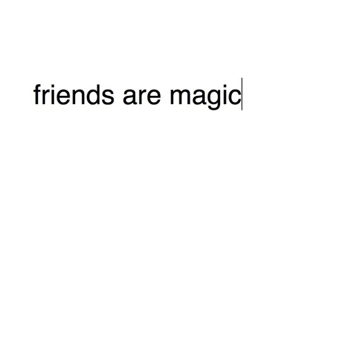 Friends Are Magic's avatar