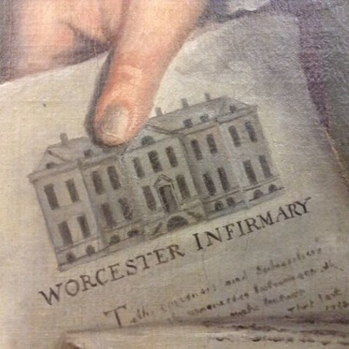 The Infirmary at University of Worcester's avatar