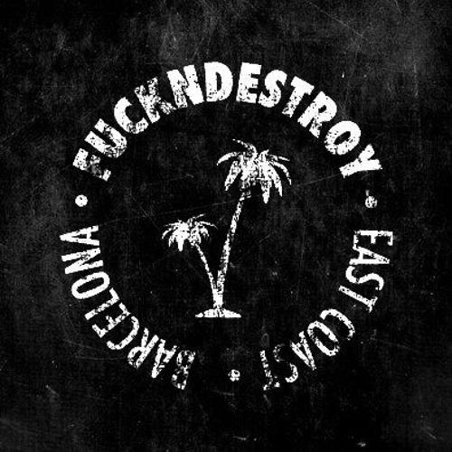 FUCKNDESTROY - LIVE  - INDIEROCK
