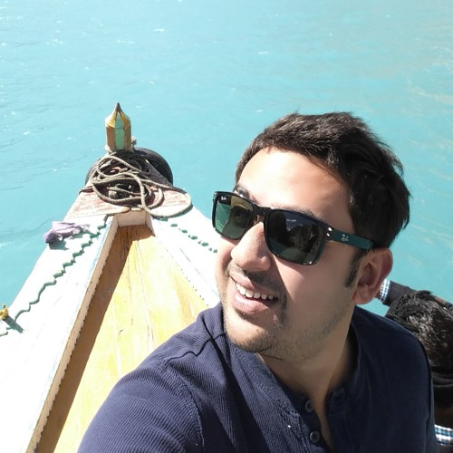 Zeeshan Hyder Shah's avatar