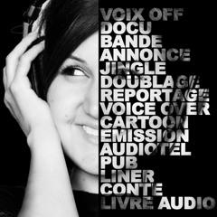Emilie ZALLOUM - Voix Off