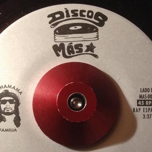 Discos Más's avatar