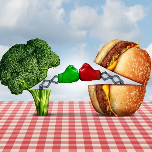 Food Fight 1: GMOs,  battle over healthier school food,  lab grown meat and more.
