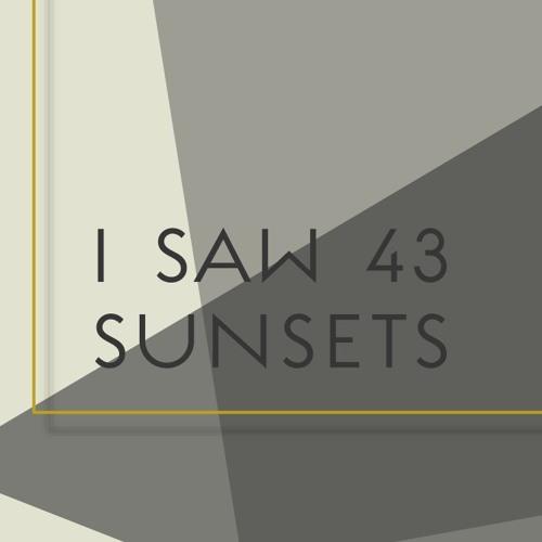 I Saw 43 Sunsets's avatar