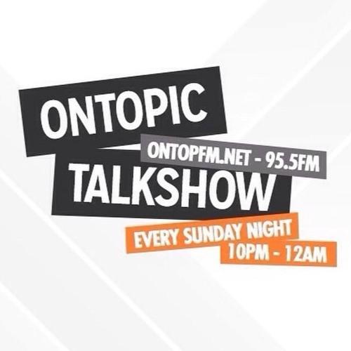 The #OnTopicTalkShow's avatar