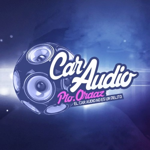 Car Audio Pto Ordaz's avatar