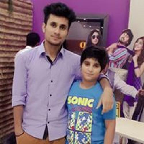 Uzair Ahmed Saroosh's avatar