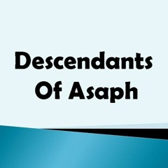 Descendants Of Asaph