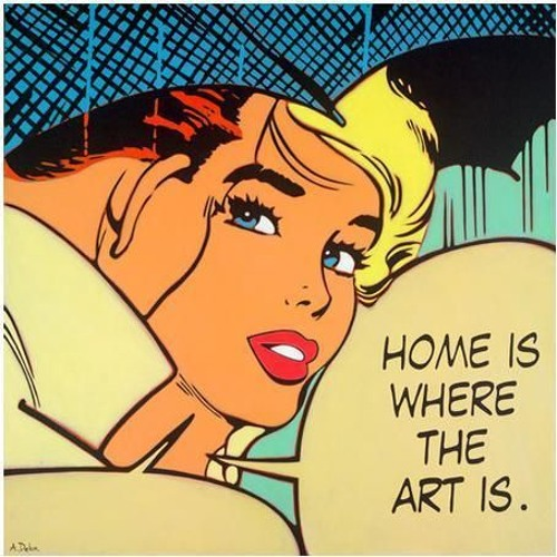home is where the art is's avatar