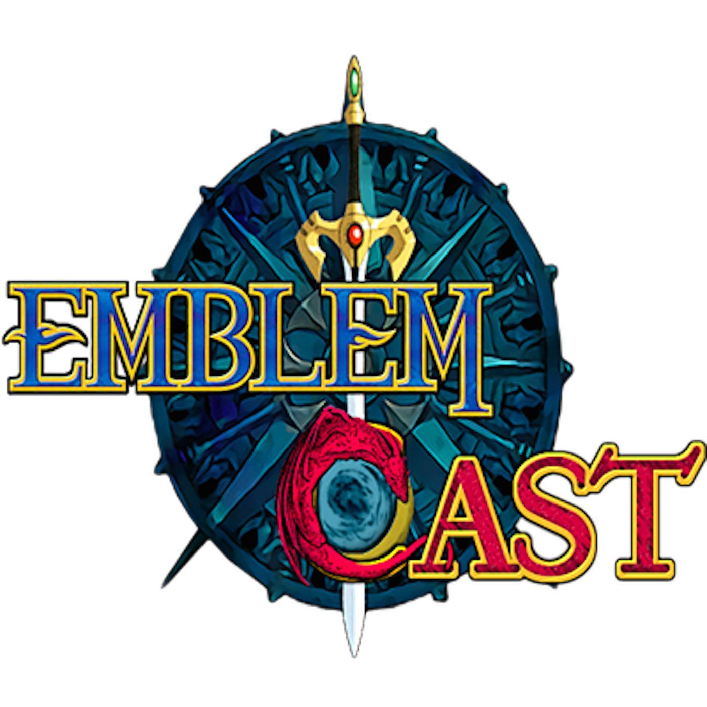 EmblemCast JRPG Podcast Cover