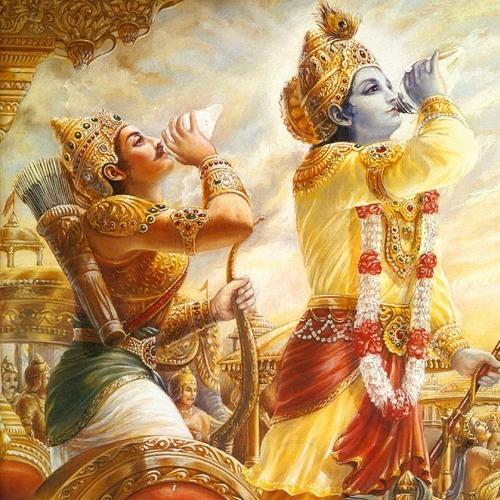 Bhagawad Gita - Rozdział 1