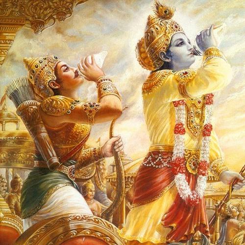 Bhagawad Gita - Rozdział 2