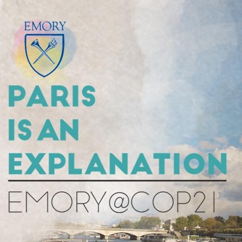 Climate Change at Emory University