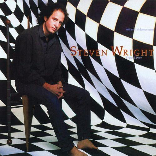 Steven Wright's avatar