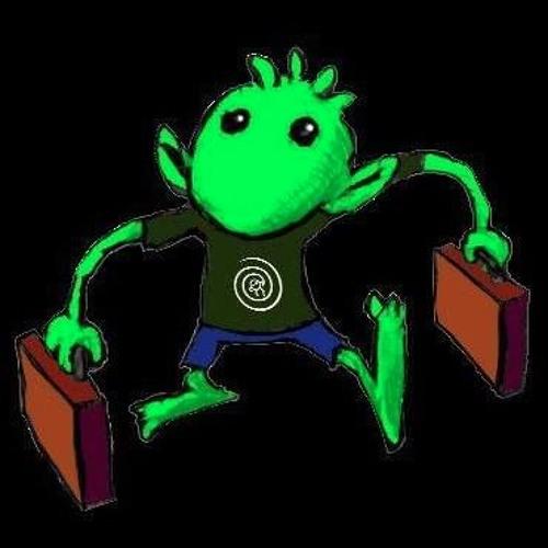 THE LITTLE GREEN MAN's avatar