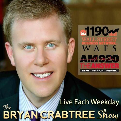 Bryan Crabtree Show 01/18/16