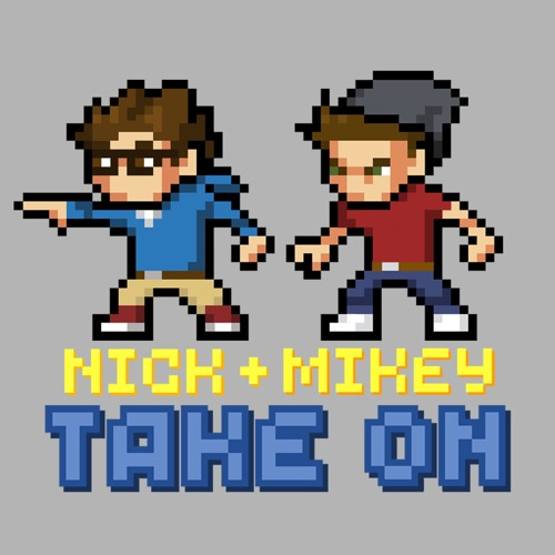 Nick and Mikey Take On:'s avatar