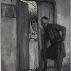 Hamid Ragipović, Zaplakala stara majka