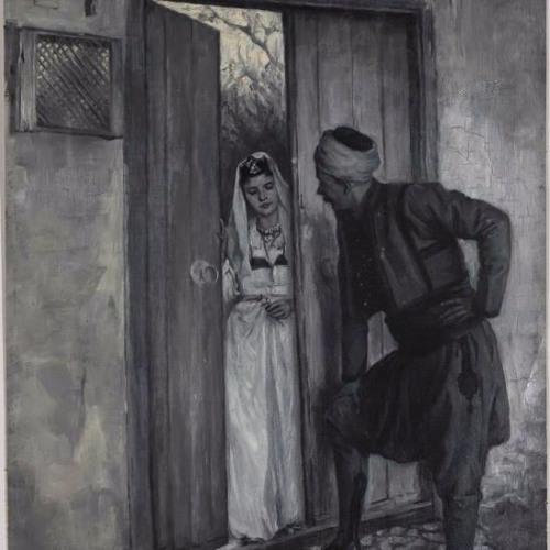Zora Dubljević, Tamburalo momče u tamburu