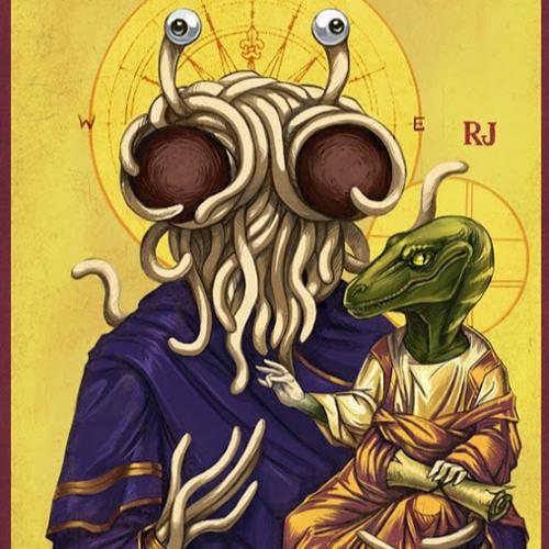 Satan and Cthulhu's avatar