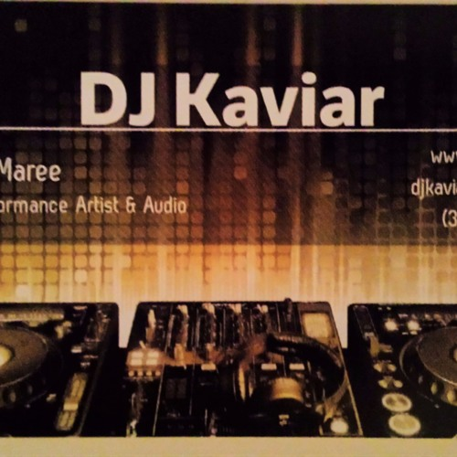 DJ Kaviar's avatar