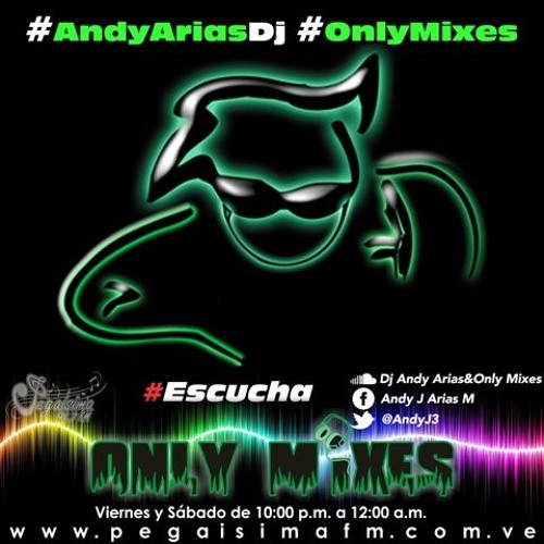 Dj Andy Arias&Only Mixes's avatar