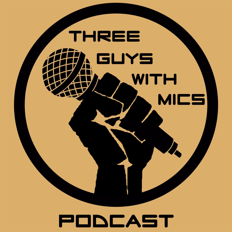Three Guys With Mics