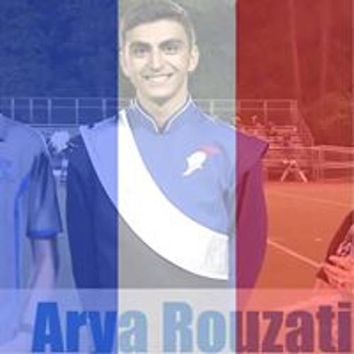 Arya Rouzati's avatar